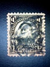 US 311  $1  Farragut   Black    XF  Used  ScCV  $95