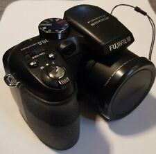 Fujifilm FinePix S Series S1000fd 10.0MP Digital Camera - Black