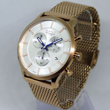 Gant GTAD00200999I Greenville rose gold Stainless Steel Chronograph Men's Watch