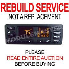 97 98 99 00 01 02 03 04 Porsche Boxster Carrera 911 996 Climate Control REBUILD