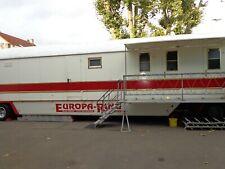 Zirkus Schausteller Tiny House Wohnwagen
