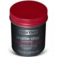 OSMO MATTE CLAY EXTREME 100ml / 3.38 fl.oz.