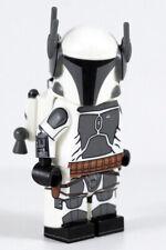 Lego Custom TECH MANDALORIAN Minifig -Full Body Printing! CAC