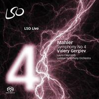 Laura Claycomb - Mahler: Symphony No. 4 (LSO/Gergiev) [CD]