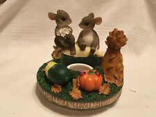 Charming Tails Candle Topper