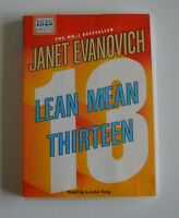Lean Mean Thirteen: by Janet Evanovich:  MP3CD Audiobook