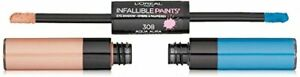 L'Oréal Paris Infallible Paints Eye Shadow, Aqua Aura, 0.25 fl. oz.