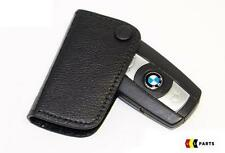 BMW NEW GENUINE 1 3 5 X1 X3 X5 X6 KEY FOB CASE LEATHER PROTECTOR 0414778