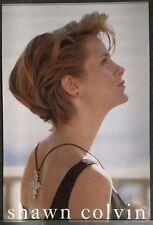Shawn Colvin Cover Girl 1994 PROMO POSTER