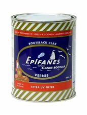 EPIFANES Bootslack klar mit Extra UV-Filter 500 ml 32,8 €/Liter E1-2