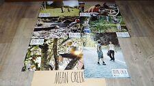 MEAN CREEK !  jeu photos cinema lobby cards fantastique