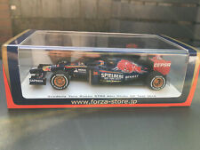 Max Verstappen 1:43 Abu Dhabi Test 2014 STR9 Spark TR015 599 pcs