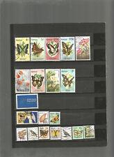 20 timbres du kenya lot 08122017 ken 333