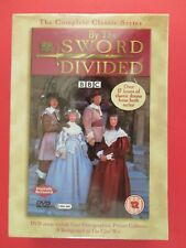 By The Sword Divided Complete Series 1 & 2  NEW & SEALED DVD