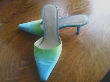 Women's Shoe Worthington Size 6 1/2  Blue & Green