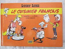 LUCKY LUKE LE CUISINIER FRANçAIS FORMAT A L 'ITALIENNE 2003