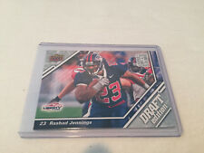 2009 Upper Deck Draft Edition Football Rashad Jennings Liberty Flames rookie 127
