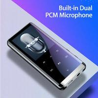 Bluetooth MP3 MP4 Player HIFI Music Speakers FM Radio Recorder Universal 8G-64G