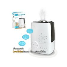 Sansai 4L Ultrasonic Cool Water Mist Room Air Humidifier/Purifier/Diffuser