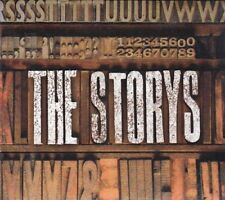 THE STORYS KOROVA RECORDS CD ALBUM DIGIPAK