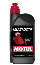 OLIO CAMBIO AUTOMATICO MOTUL MULTI DCTF AUDI VW DOPPIA FRIZIONE DSG 1L