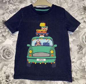 Boys Age 4-5 Years - Mini Boden T Shirt