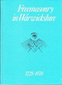 06002. Harley - Freemasonry In Warwickshire 1728-1978