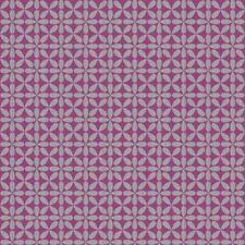 WH2700 Pink Grey Vogue Geometric Satin Metallic Wallpaper