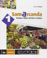 Samarcanda vol.1 Deagostini scuola media Petrini, DiNapoli cod:9788851119416