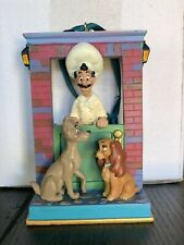 Disney Sketchbook Ornament Lady and the Tramp