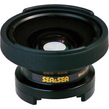 Sea & Sea DX-860G/DX-1200HD Wide-Angle Conversions Lens BRANDNEW underwater lens