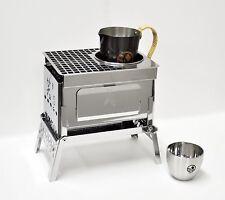 Camping Cookware SHO 'S · B-6 Kun can (燗) grill · 4-piece set / SHO-0004-0066