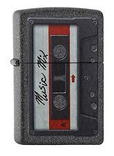 ZIPPO Benzin Feuerzeug Music Mix Kassette 60002021 NEU