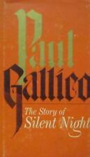Paul Gallico(Hardback Book)The Story Of Silent Night-Heinmann-1967-VG