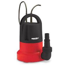 Hecht 3455 Flachsaugpumpe Tauchpumpe pumpe Kellerpumpe Gartenpumpe 7000 L/h