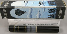 Visconti #533 Universal Fountain Pen Traveling Ink Well - Black - Unused In Box