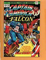 Captain America #196 Jack Kirby VF+