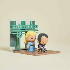Loot Crate Westworld Dolores and Arnold SuperEmoScene J Salvador Artist Series