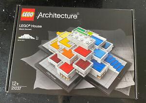 LEGO Architecture Lego House - 21037 (Brand New & Sealed)