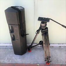 Sachtler Video-15SB Carbon Fiber Tripod System Hard case