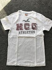 Hollister T-Shirt - White - Small