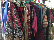 25 PC Women's Mixed Wholesale Lot Resale Thrift Boutique Clothing & Accessories