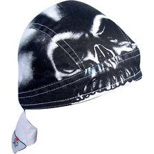Pañuelo Para La Cabeza Bandana Road Hog Airbrush Skull
