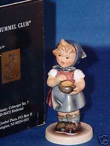 HUMMEL #629~FROM ME TO YOU~BV$300~EXCLUSIVE ~NEW IN BOX