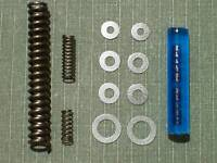 TriggerShims Brand SHIM KIT with RECOIL BUFFER & SPRINGS 4 Ruger 10/22 8-BUFWOL