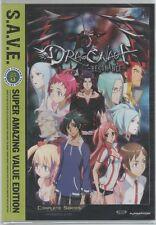 Dragonaut: The Resonance - Complete Series - S.A.V.E. (DVD, 2012, 4-Disc Set)