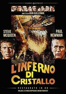 L'INFERNO DI CRISTALLO  RESTAURATO IN HD   DVD AZIONE