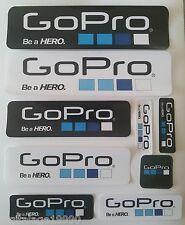 9pcs/lot New Arrival Icon Sticker For Gopro HERO 6 Accessories Store Brand new