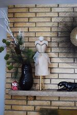 Decorative Mannequin Dress Bust Form - Boudoir Fashion Shabby Chic - 26""