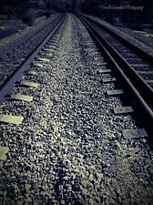Digital Photograph Wallpaper Image Picture Free Delivery - Railroad